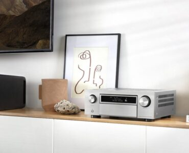 Featured image - List of the Best AV Receivers Under $1000 for Real Audiophiles