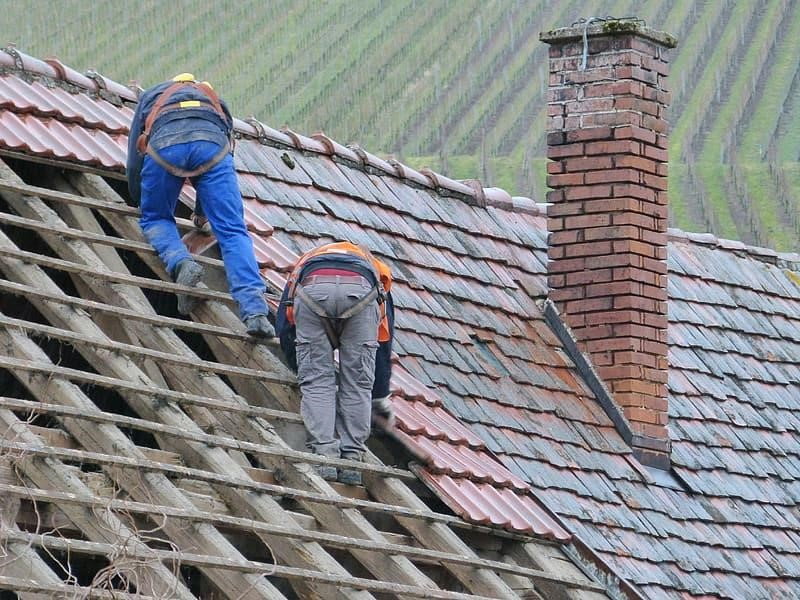 image - Check and Clean the Chimneys and Skylights