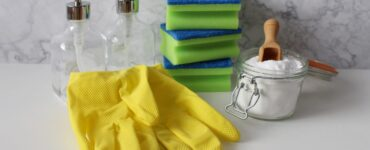 Featured image - Traditional Cleaners vs. Green Cleaning Products - How Should You Clean Your Home