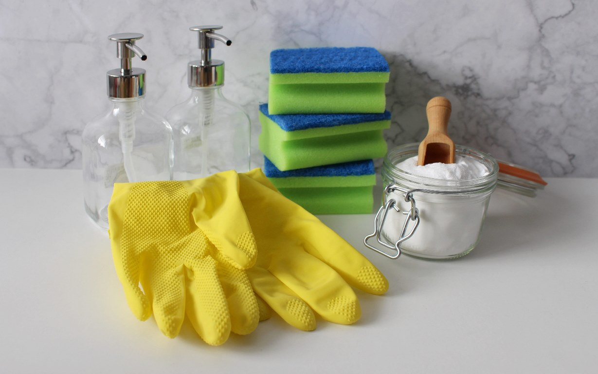 image - Traditional Cleaners vs. Green Cleaning Products - How Should You Clean Your Home