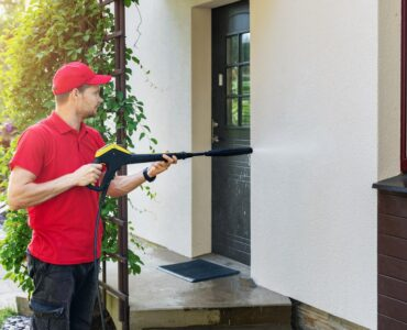 Featured image - Things to Consider Before Hiring Pressure Washing Services