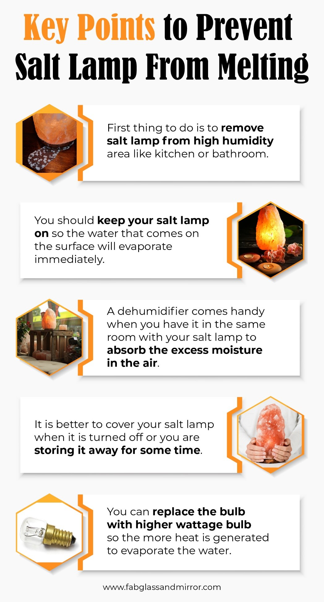 image - Keep Salt Lamps Clean and Maintained for Everlasting Use