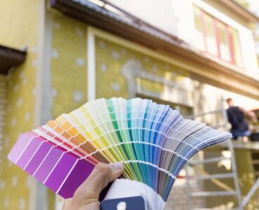 Featured image - Top 5 Most Popular Exterior House Paint Ideas in 2020