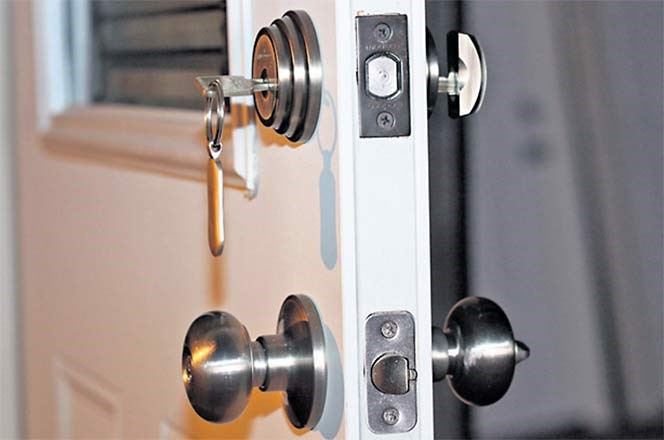 image - Keep Your Home Doors Secure