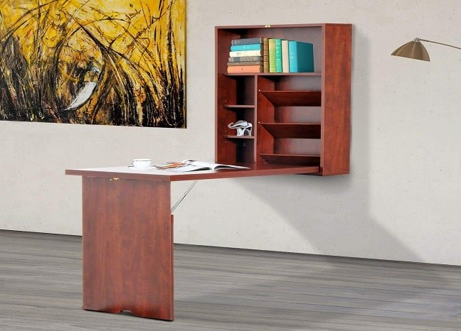image - How Much Weight Can a Wall Mounted Folding Table hold?