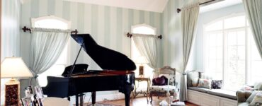 Featured image - 10 Design Tips to Decorate Music Rooms or Studios