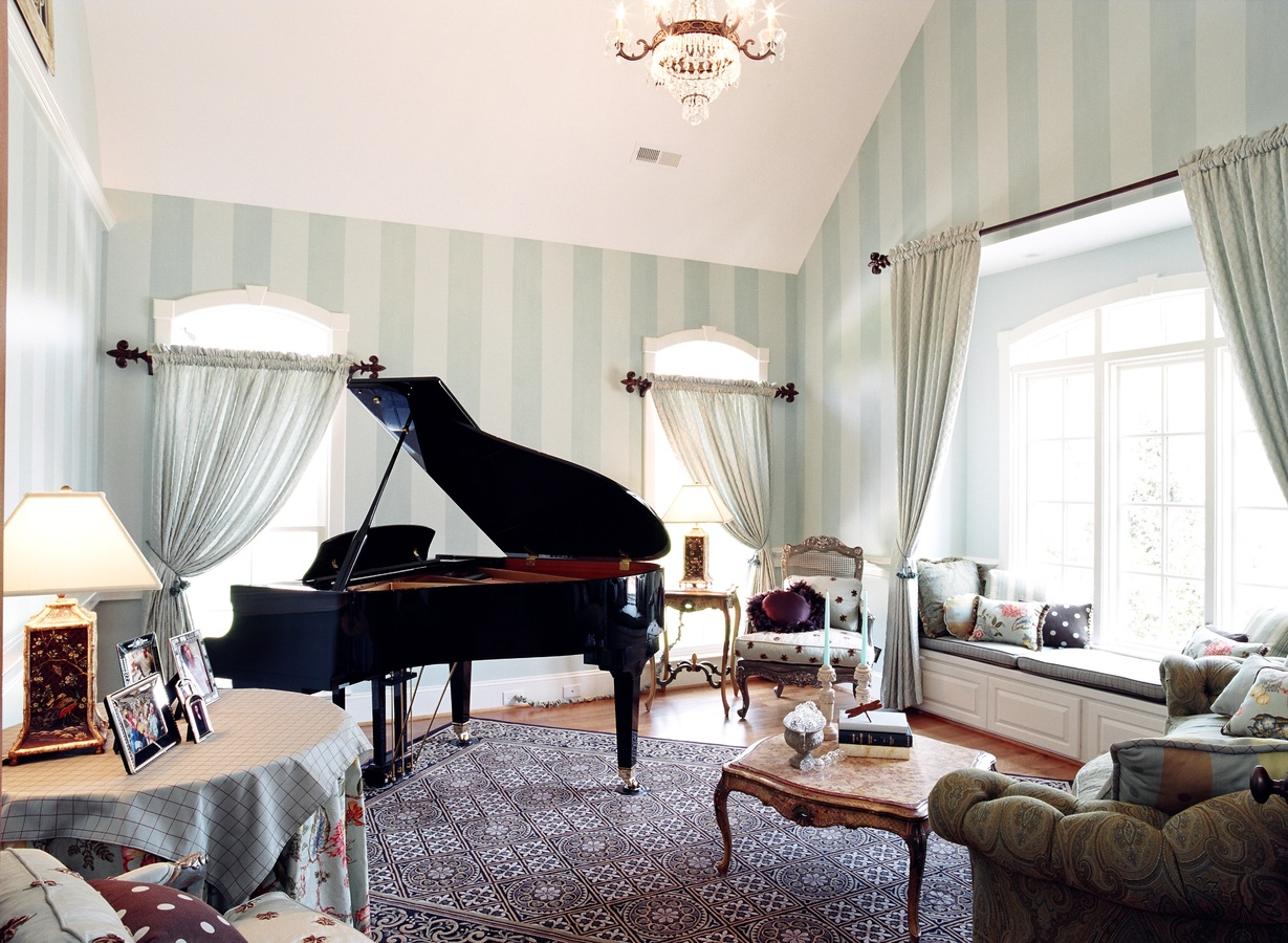 image - 10 Design Tips to Decorate Music Rooms or Studios
