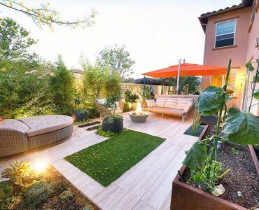 Featured image - 4 Ways to Decorate Your Garden