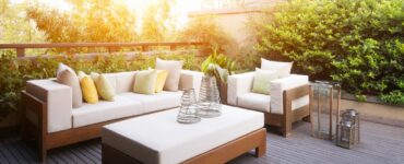 Featured image - 5 Ways to Decorate Your Patio