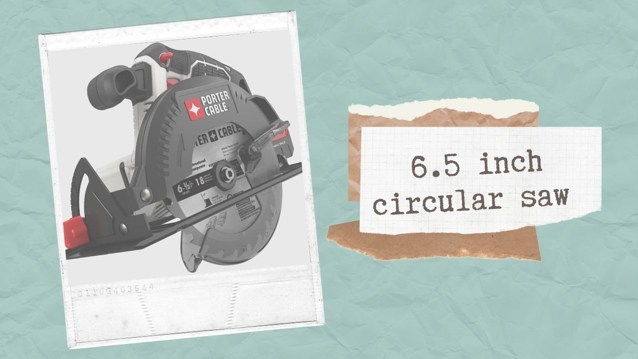 image - What is 6.5 Circular Saw