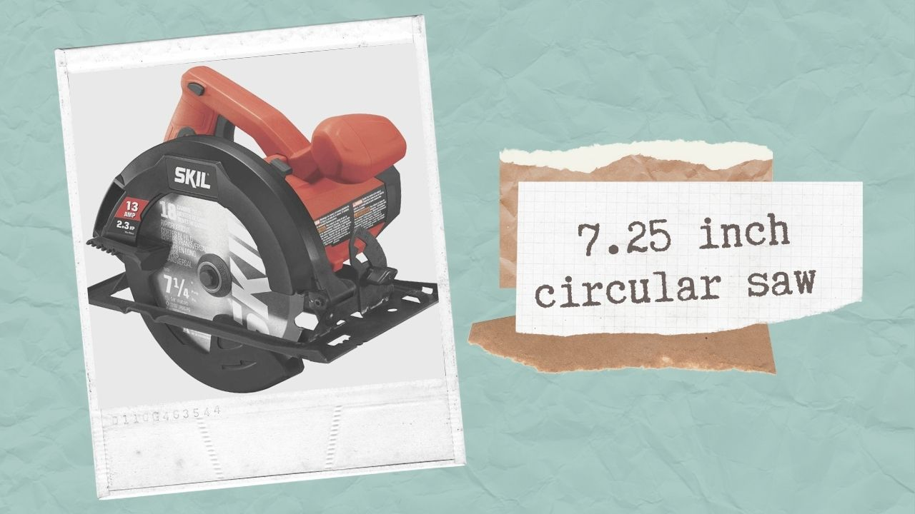 image - What is 7.25 Circular Saw