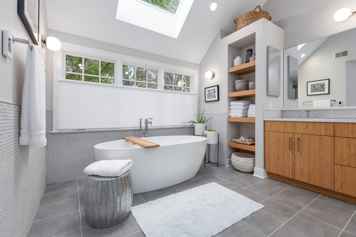 image -  Inspiration and Ideas for Bathroom Remodeling Mclean