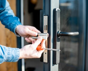 Featured image - How to Replace a Door Lock: Your Step-By-Step Guide