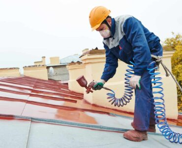 Featured image - Is DIY Roof Painting Worth It