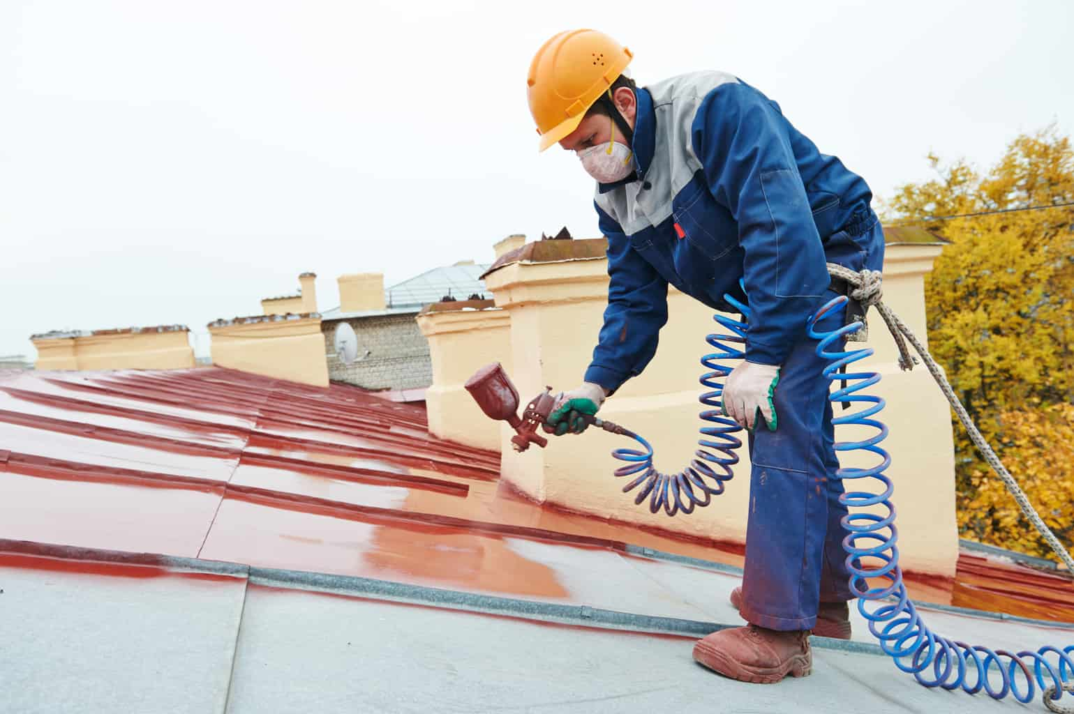image - Is DIY Roof Painting Worth It