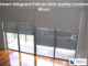 Featured image - Smart Safeguard Policies with Quality Outdoor Blinds