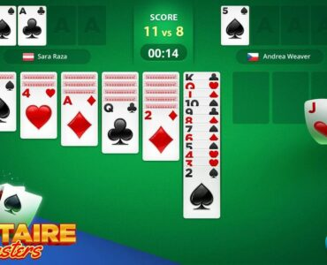 Featured image - Advantages of Playing Solitaire Masters: How It Improves Your Health