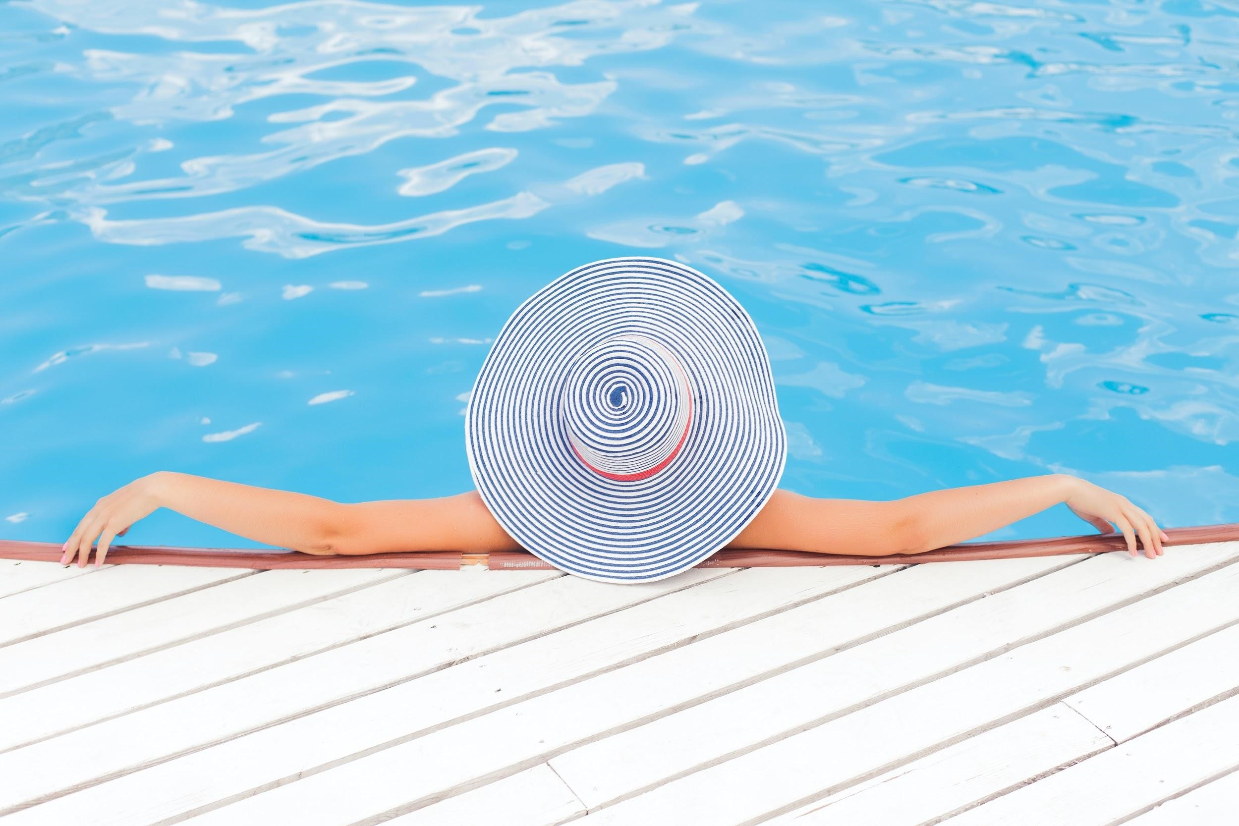 image - Swimming is a Perfect Way to Relax