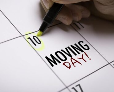 Featured image - The Most Efficient Moving Day Checklist on the Internet