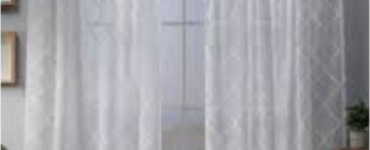 Featured image - Things to Keep in Mind Before Buying Sheer Curtains Online