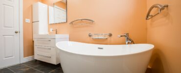Featured image - Tips to Renovate Your Small Bathroom without Disturbing Budget