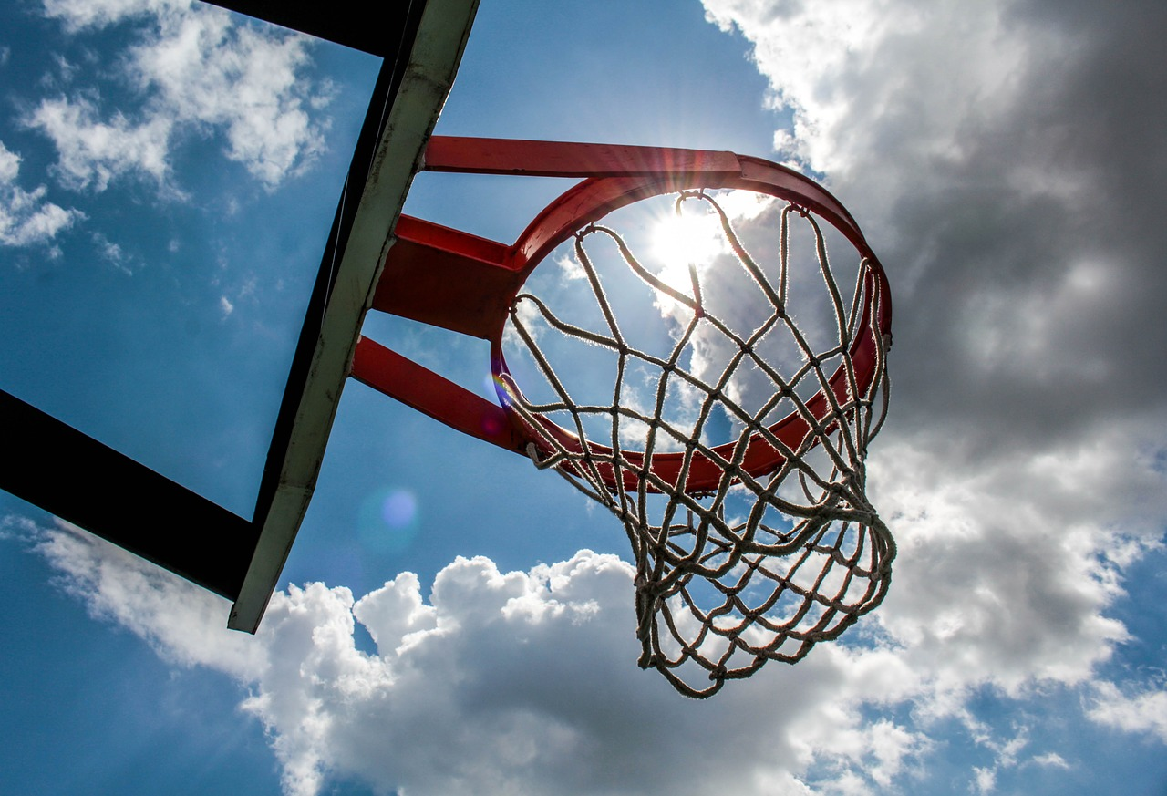 image - Benefits of a Roof Mounted Basketball Hoop for Your Driveway