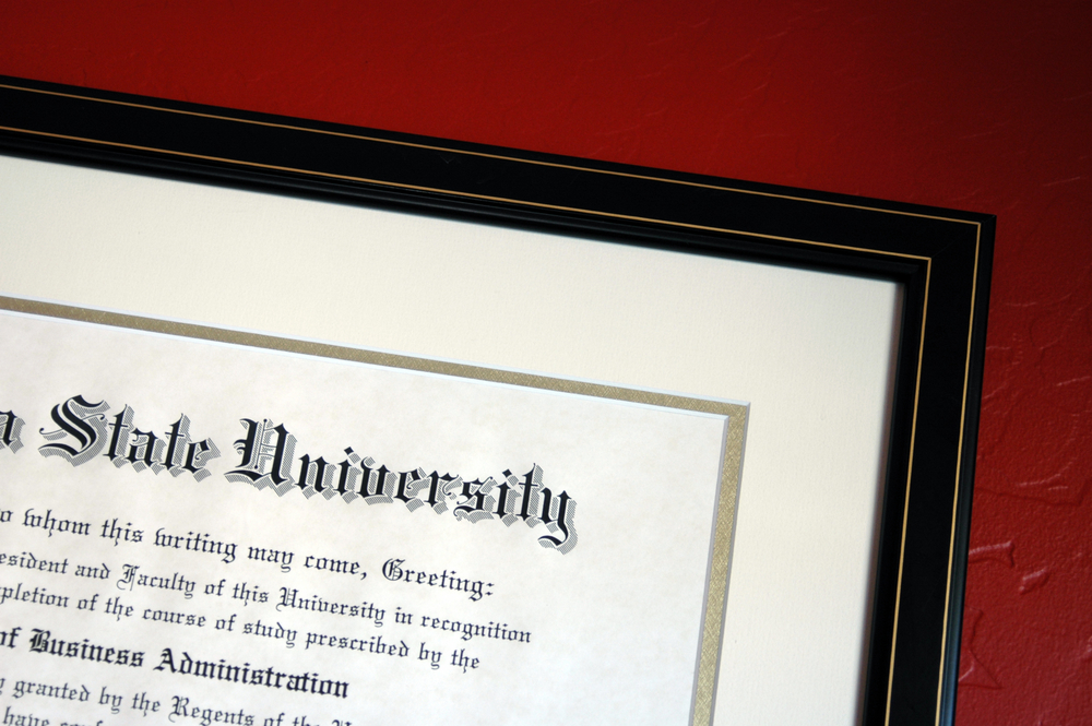 image - Framing Your Study with Achievements and Awards