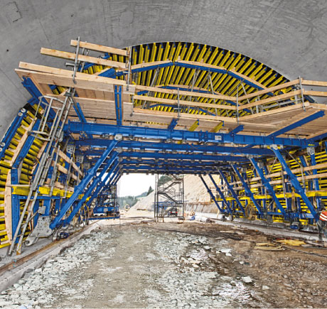 image - Tunnel Formwork System: What Are Its Core Advantages