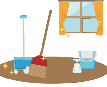 Featured image - 4 Easy Cleaning Hacks That Will Keep Your Home Sparkling