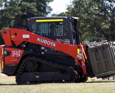 featured image - Benefits of Using Kubota Skid Steer Attachments