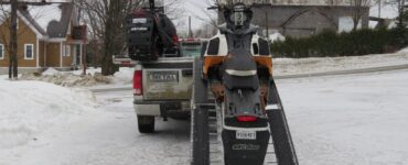 Featured image - Buy a Solid Sled Deck to Tow Heavyweight Snowmobiles with Ease