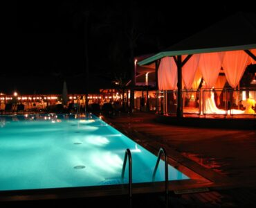 Featured image - Home Swimming Pool Lighting Tips