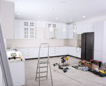 featured image - How To Remodel Your Kitchen With Little To No Money