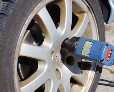 Featured image - How to Change Tires With Impact Wrench