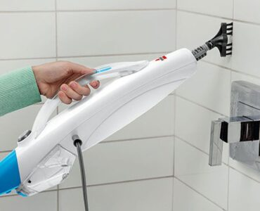 Featured image - How to Clean a Bathroom With a Steam Cleaner