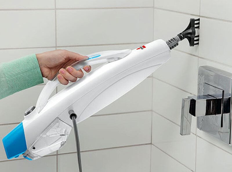 image - How to Clean a Bathroom With a Steam Cleaner