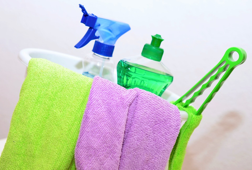 image - Keep Stain Removal Simple