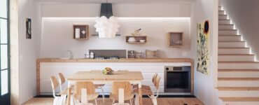Featured image - Kitchen Interior Designing and Trends Compatibility