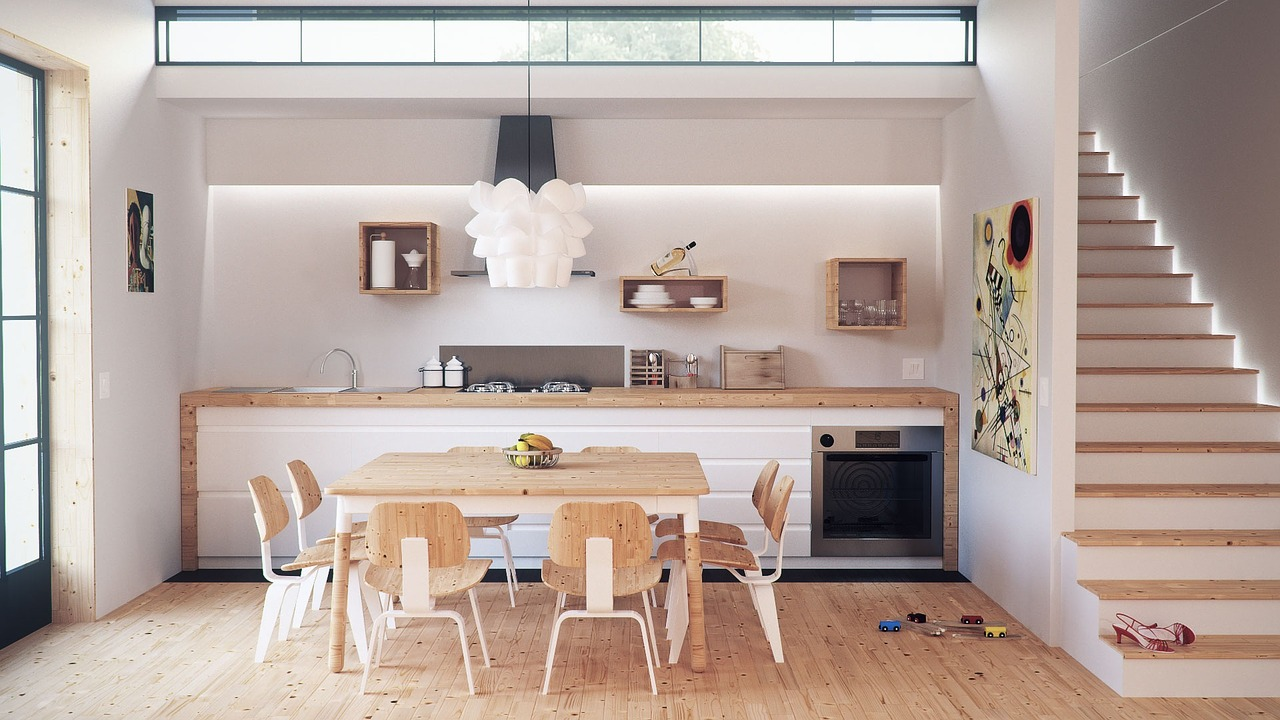 image - Kitchen Interior Designing and Trends Compatibility