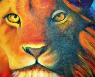 Featured image - How to Find the Right Lion Canvas Artwork for Your Office or Home