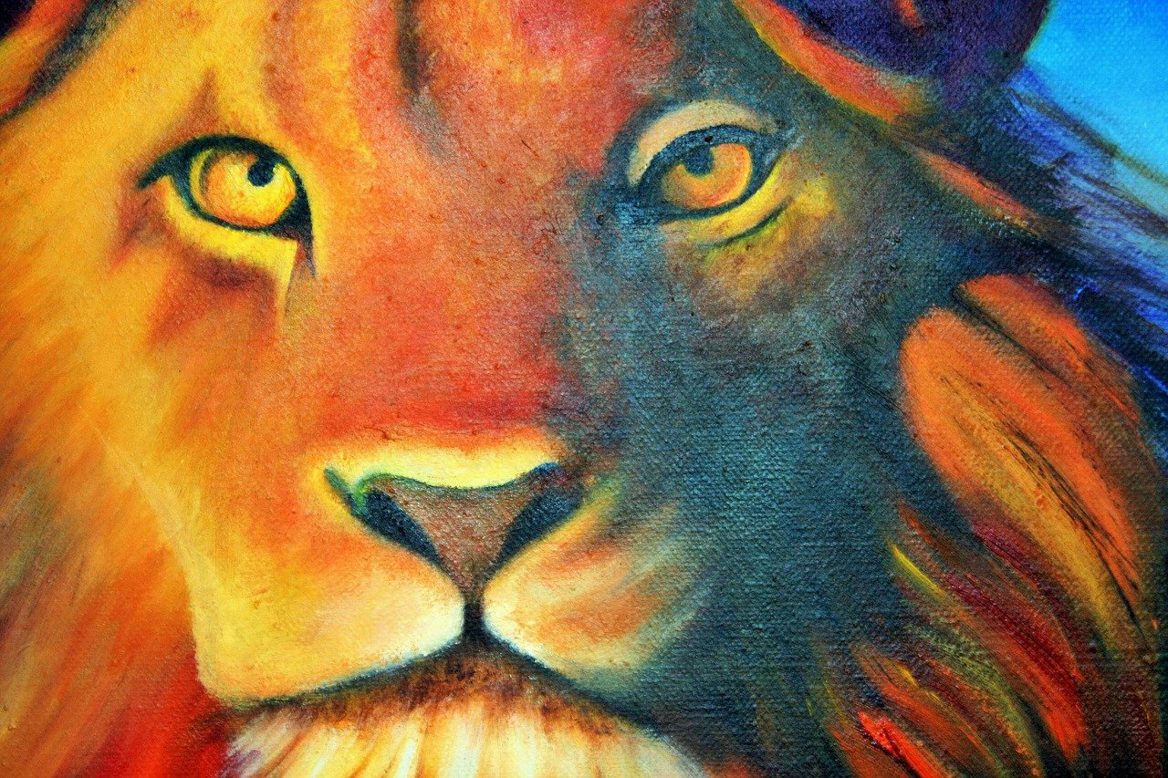 image - How to Find the Right Lion Canvas Artwork for Your Office or Home