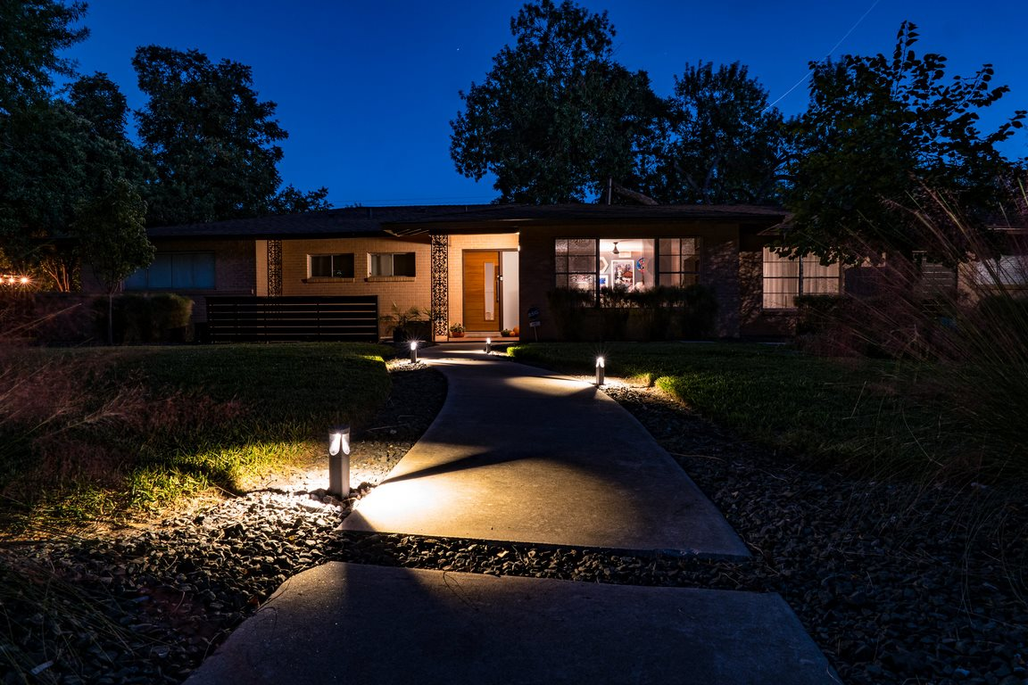 image - Outdoor Lighting - A Great Way to Enhance Your Home's Exterior