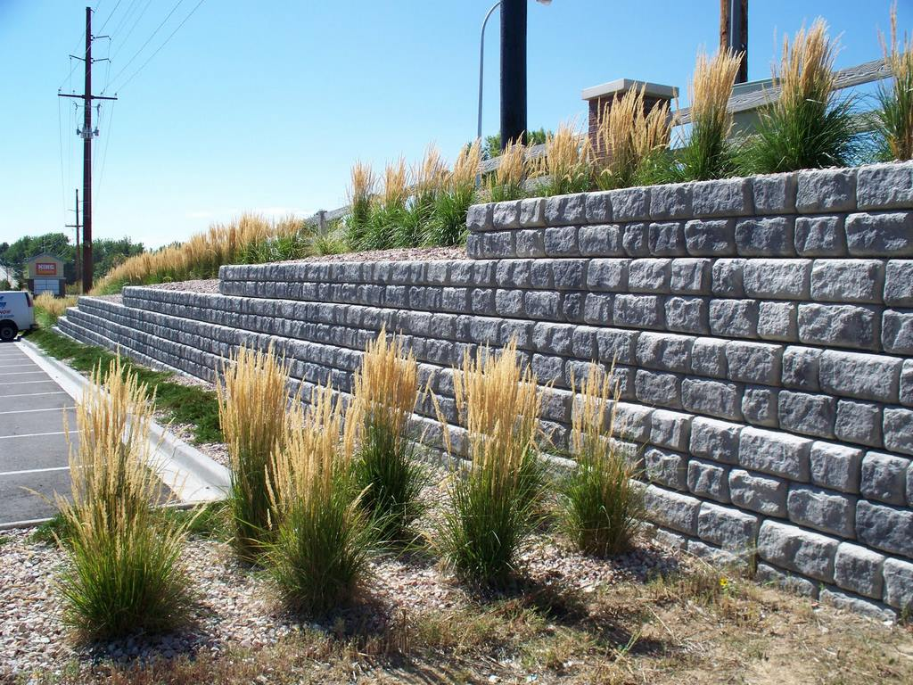 image - The 4 Benefits to Adding a Retaining Wall to Your Landscape
