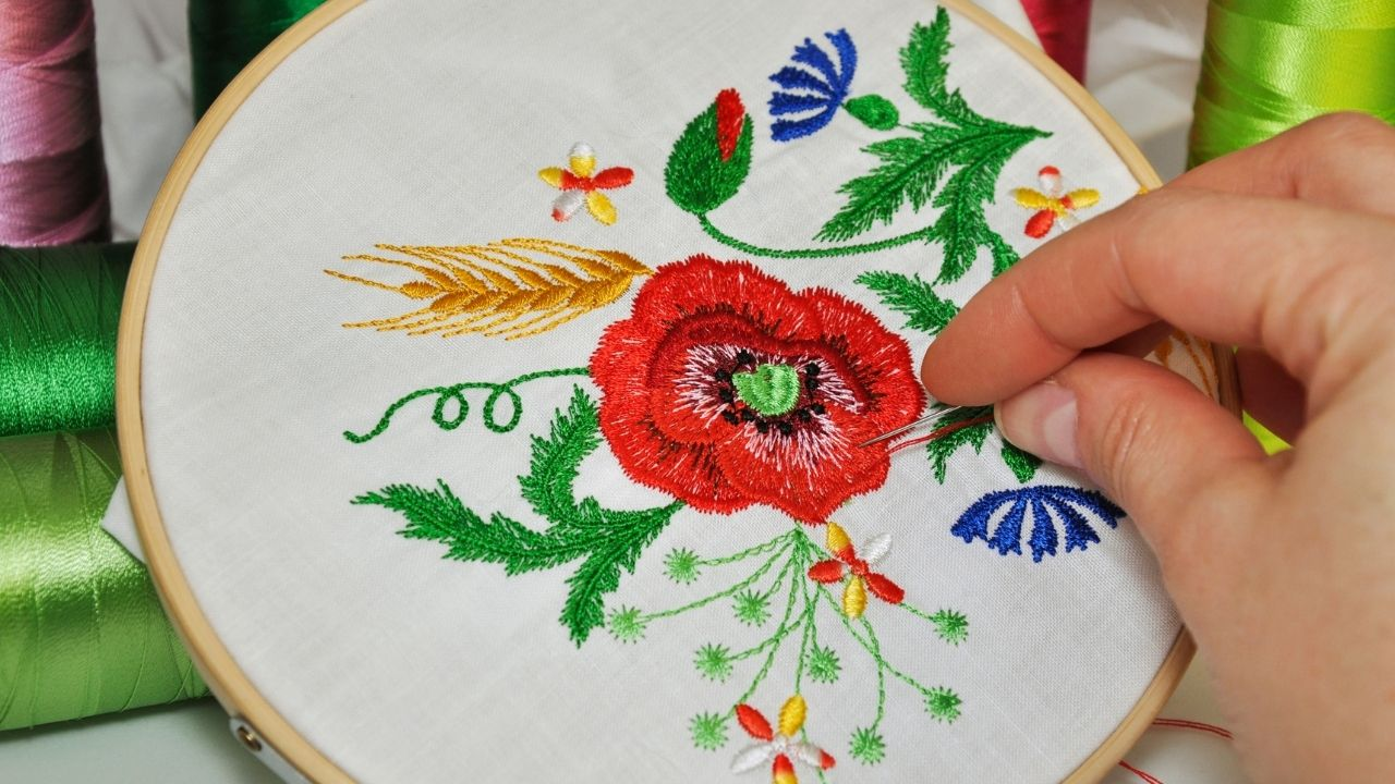 image - Start Embroidery