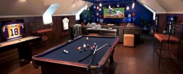 Featured image - 20 Best Attic Game Room Ideas for Adults