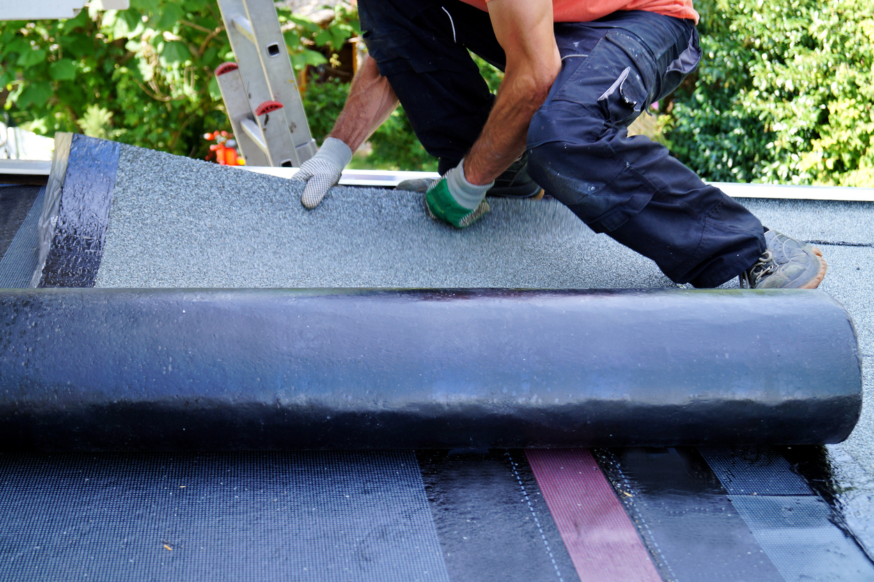 image - Is Flat Roofing Good for Houses