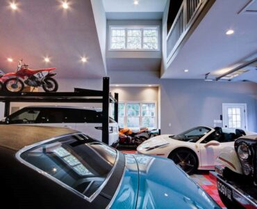 Featured image - 10 Tips to Improve Your Garage Lighting
