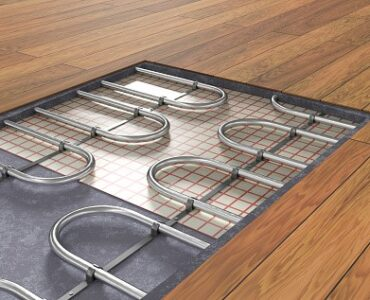featured image - Benefits of Choosing Underfloor Heating over Traditional Heating