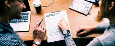Featured image - Learning to Organize Your Company with Contract Lifecycle Management