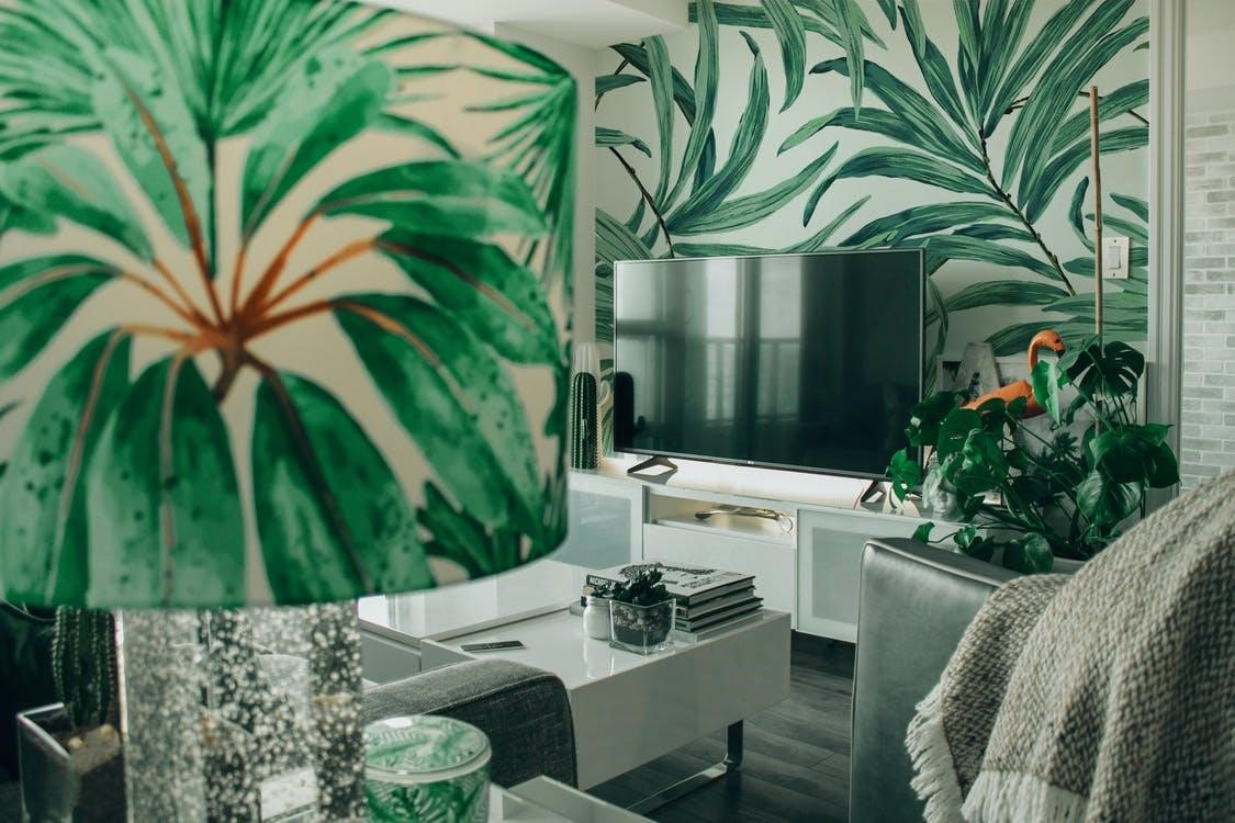 image - Decorate and Add Color to Apartment Walls Without Paint